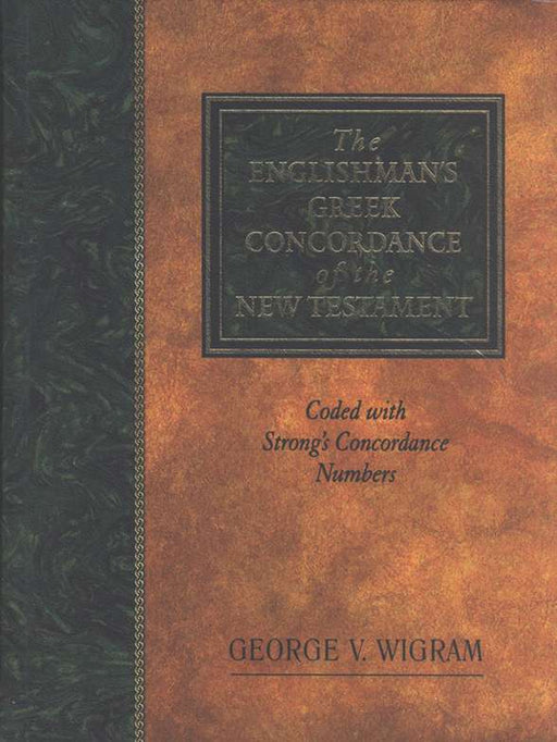 Englishman's Greek Concordance of NT