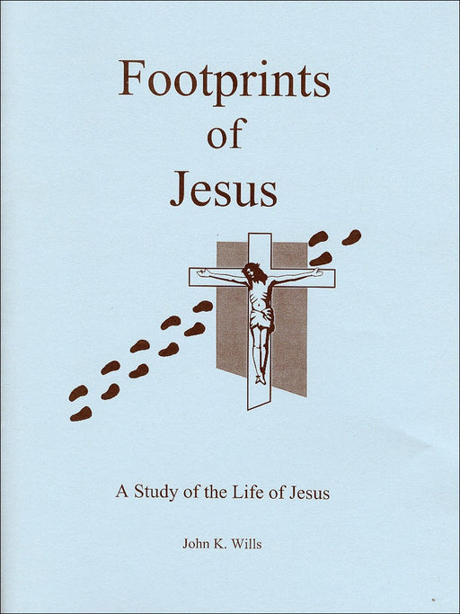 Footprints of Jesus - Teacher's Guide