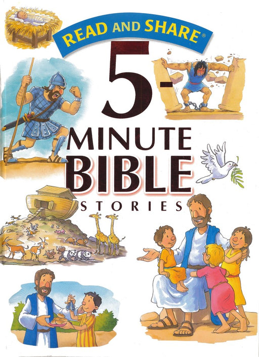 Read and Share 5 Minute Bible Stories