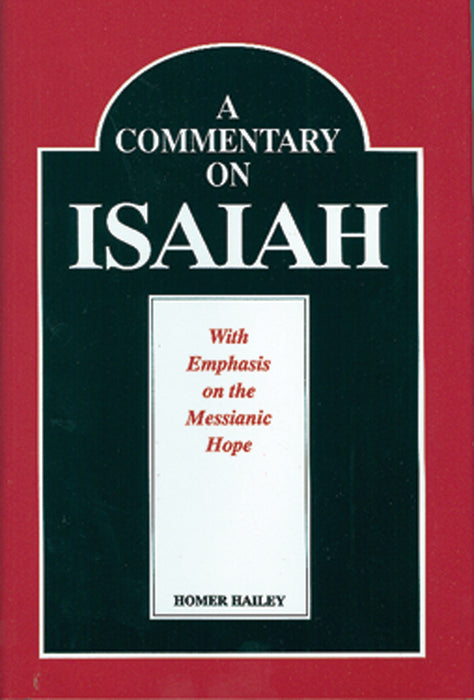 A Commentary on Isaiah