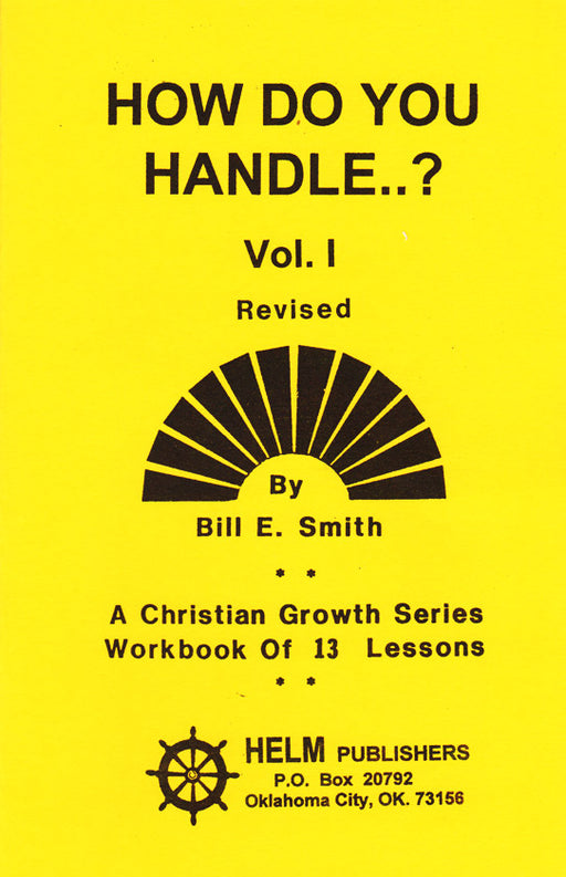 How Do You Handle..? Volume I