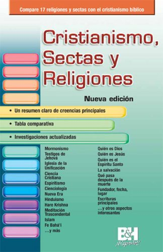 El Cristianismo, Sectas y Religiones Folleto  (Christianity, Cults & Religions Pamphlet)