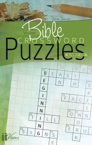 Vision Bible Crossword Puzzles #1