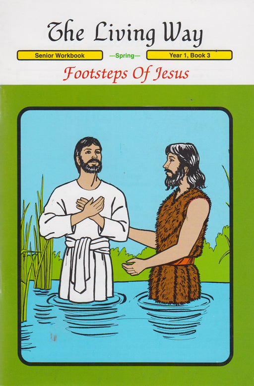 SENIOR 1-3 ST - Footsteps of Jesus