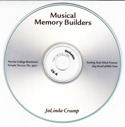 Musical Memory Builder CD