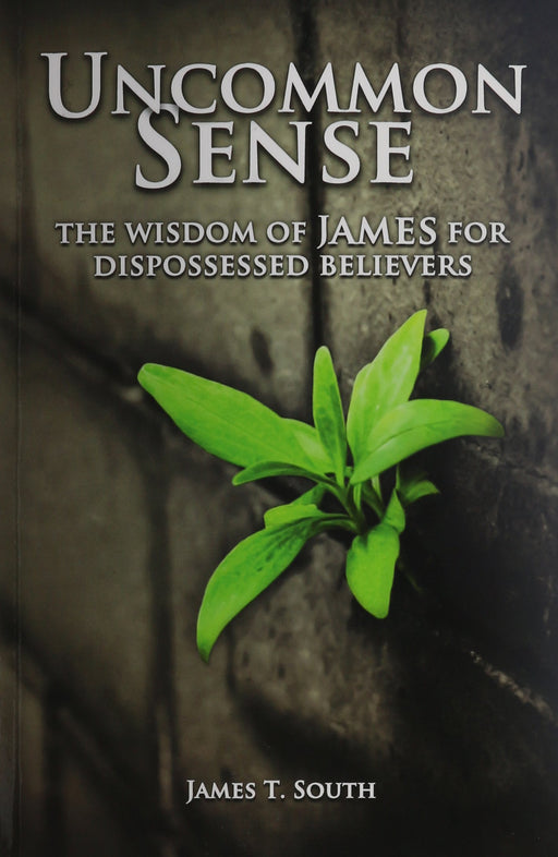 Uncommon Sense: The Wisdom of James for Dispossessed Believers