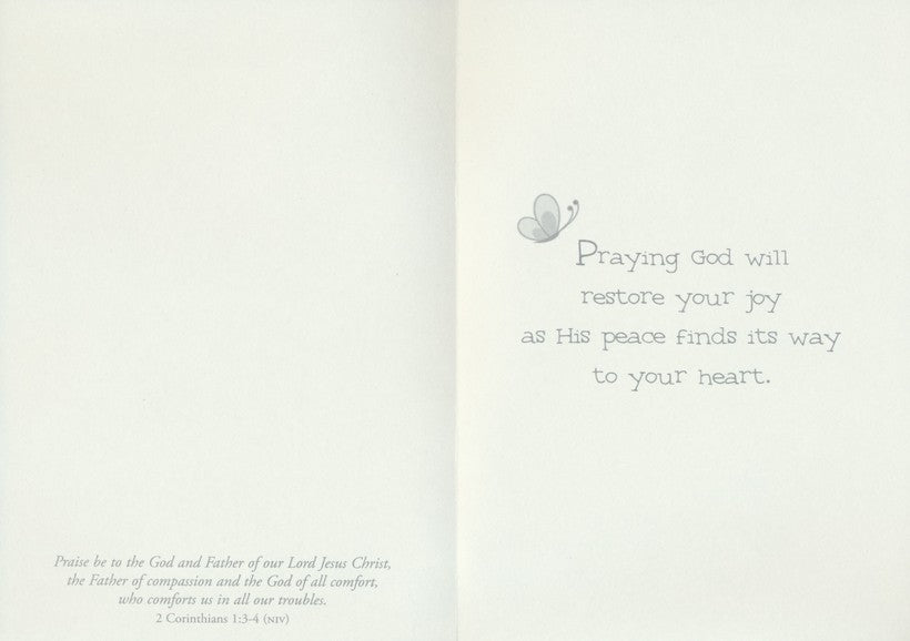 Boxed Cards -A Touch From Heaven - Praying for You