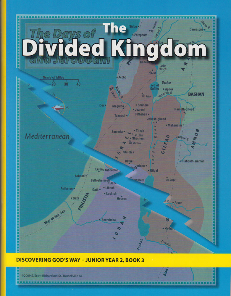 Divided Kingdom (Junior 2:3)