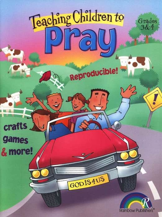 Teaching Children to Pray - Grades 3 & 4