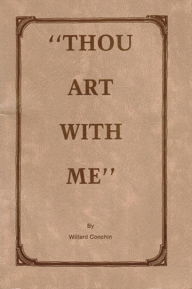 Thou Art With Me