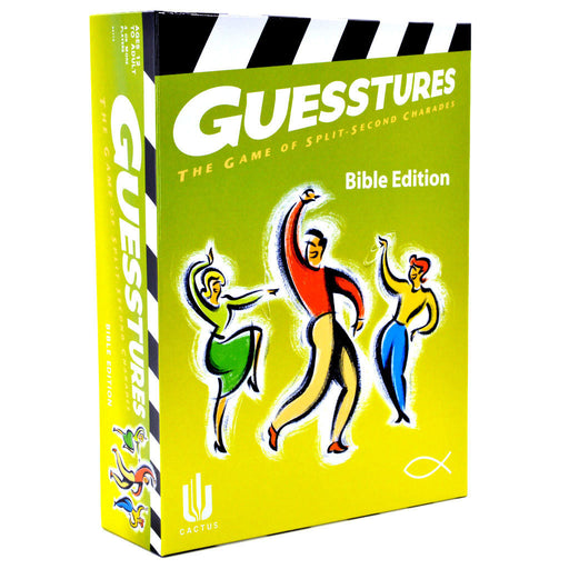 Guesstures: Bible Edition