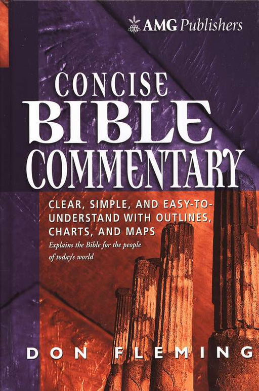 Concise Bible Commentary