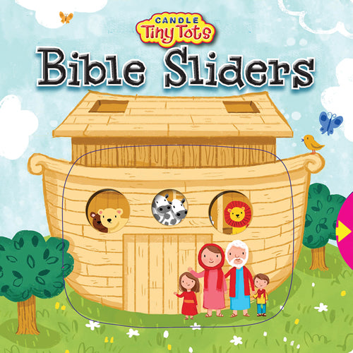 Bible Sliders: Candle Tiny Tots