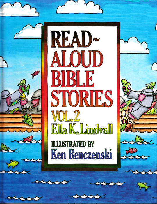 Read Aloud Bible Stories 2