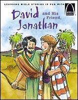 David and His Friend - Jonathan