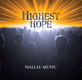 Hallal - Highest Hope (Volume 16) CD