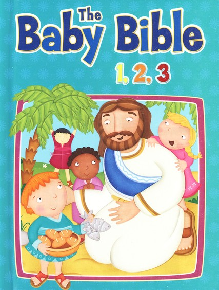 The Baby Bible 1, 2, 3