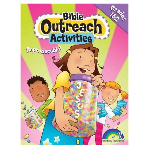 Bible Outreach Activities (Gr. 1 & 2)