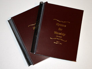 Hymns for Worship LP