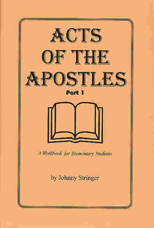 Acts of the Apostles Pt 1