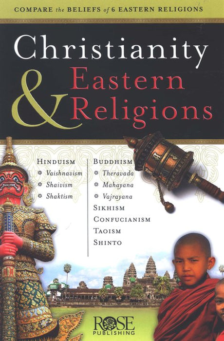 Christianity and Eastern Religions Pamphlet
