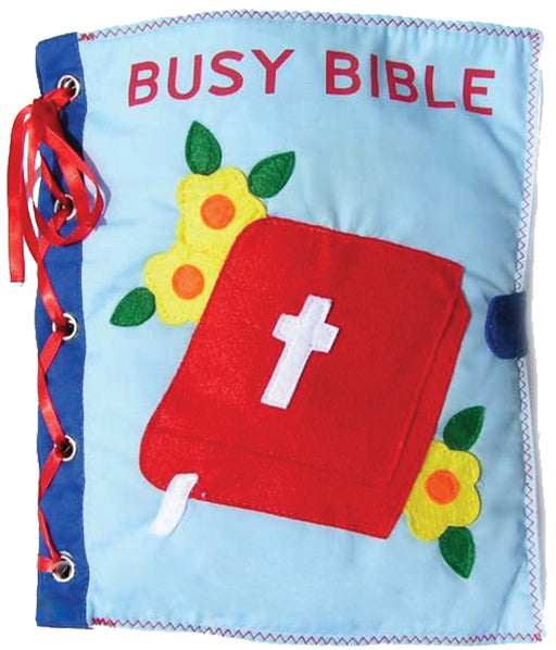 Busy Bible—A Handmade Heirloom