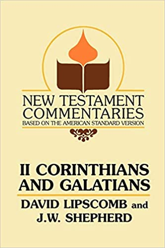 Gospel Advocate Commentary on 2nd Corinthians & Galatians, Paperback
