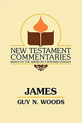 Gospel Advocate Commentary on James, Paperback
