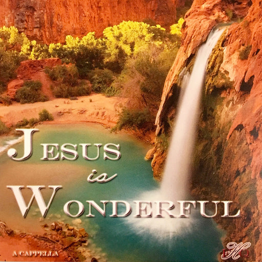 Favorite Hymns Quartet: Jesus Is Wonderful