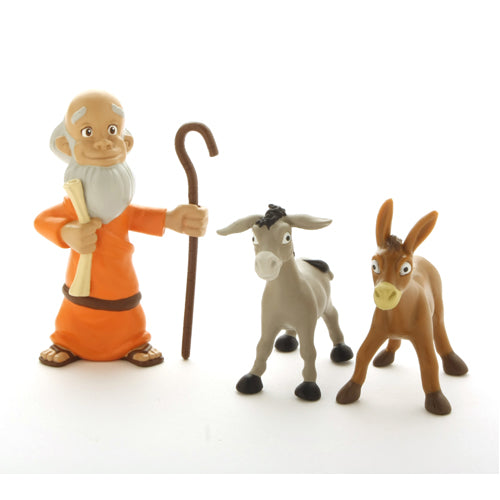 Noah's Ark Figurine Set - Tales of Glory - Small Set