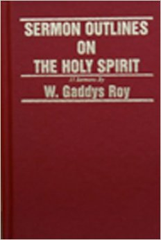 Sermon Outlines on Holy Spirit
