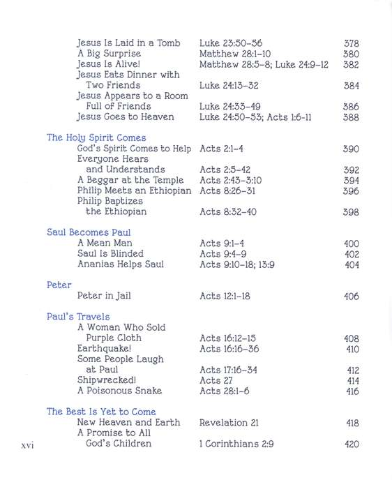 Read and Share Bible (#1)