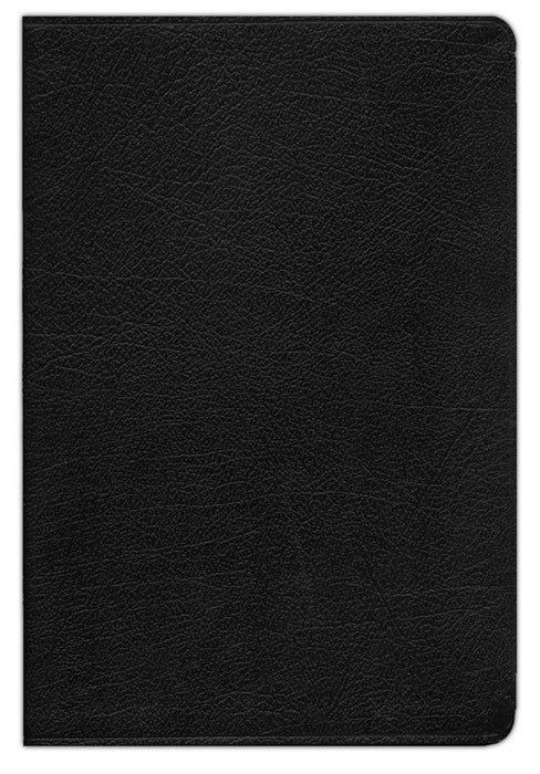 Black Bonded Leather Cover