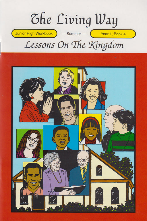 JUNIOR HI 1-4 ST - Lessons on Kingdom