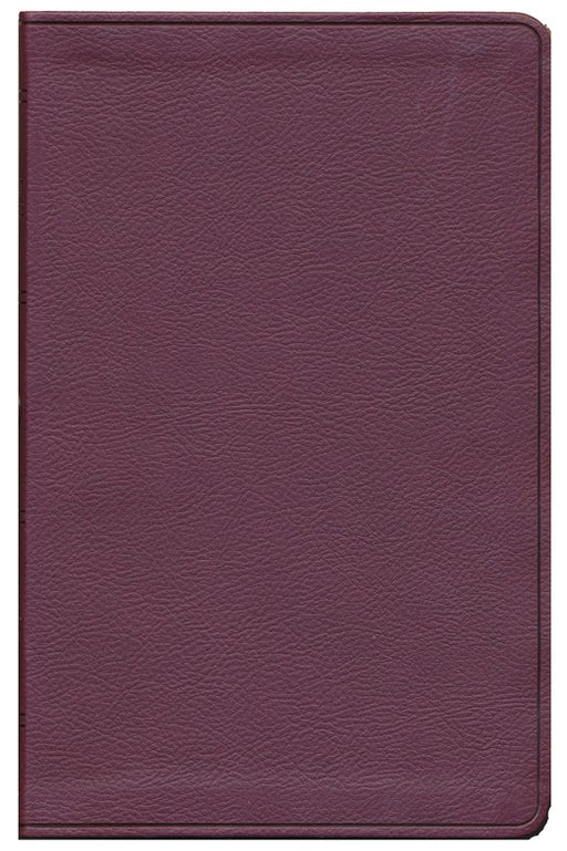 ESV Value Thinline Bible Burgundy Trutone