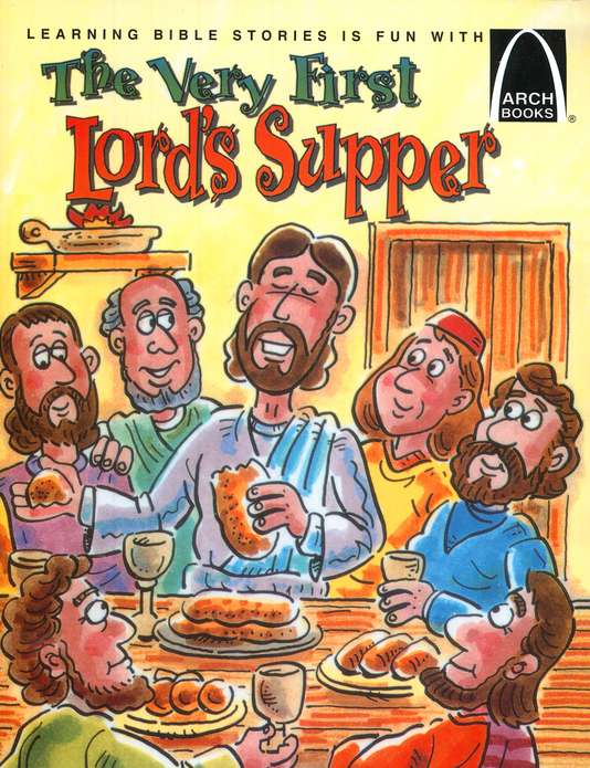 The Very First Lord's Supper
