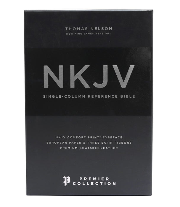 NKJV Single-Column Reference Bible