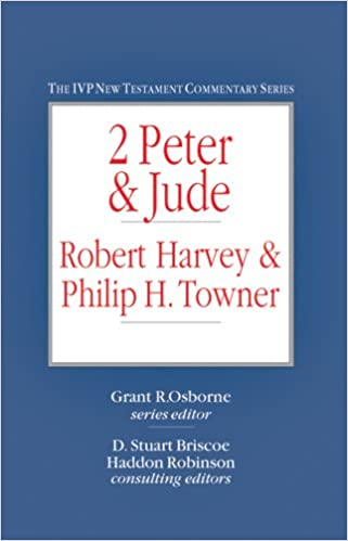 IVP New Testmant Commentary 2 Peter & Jude