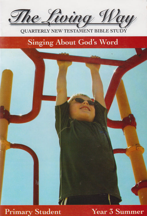 PRIMARY 3-4 ST - Singing About God's Word