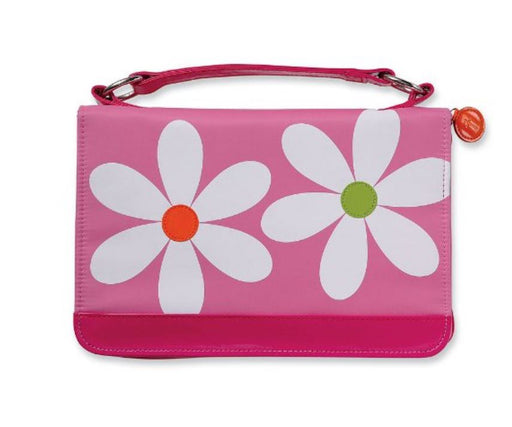 Bible Cover Microfiber Daisy