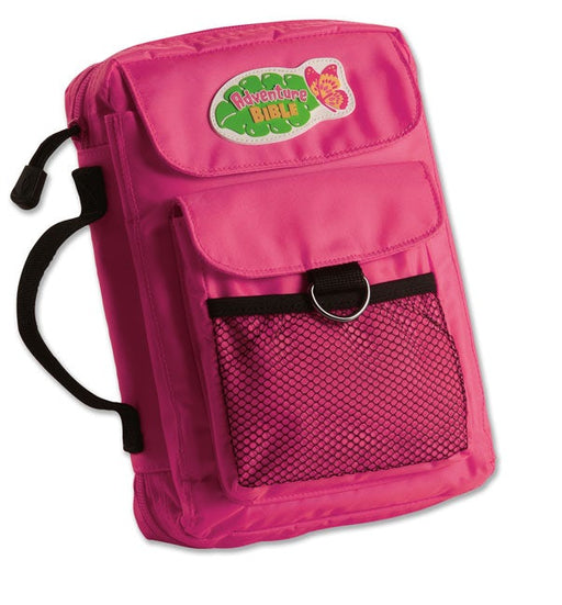 The Adventure Bible Cover Pink