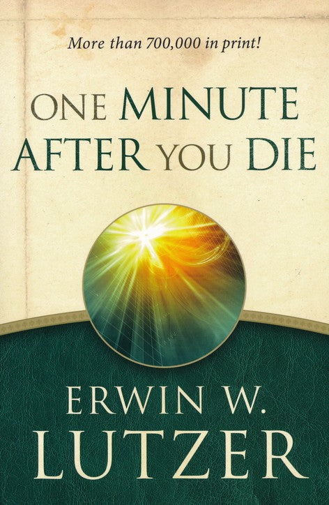 One Minute After You Die - new edition