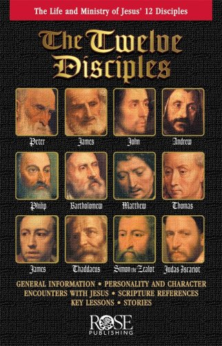 Twelve Disciples Pamphlet