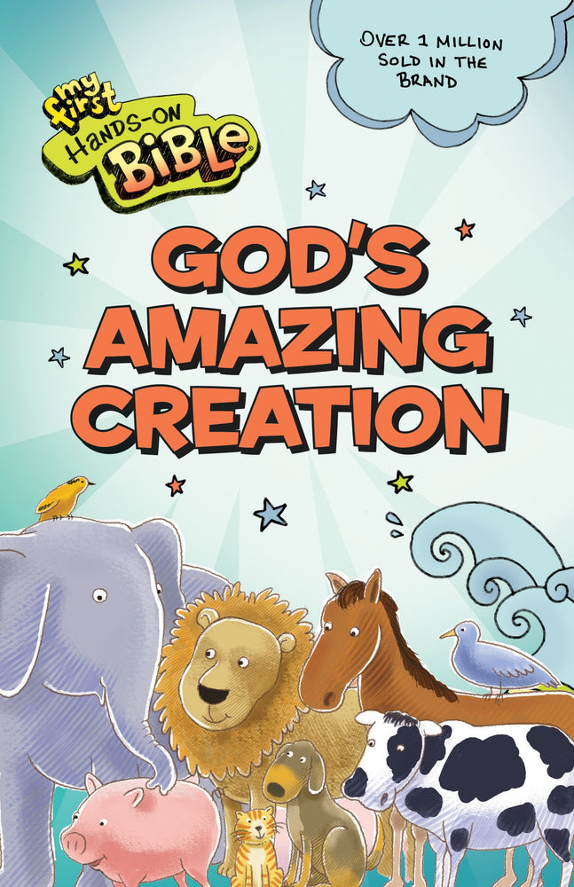 God's Amazing Creation: My First Hands-On Bible