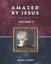 Amazed By Jesus: The Big Picture of the Life of Christ, Volume 1