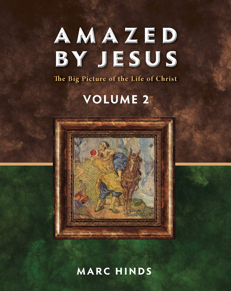 Amazed By Jesus: The Big Picture of the Life of Christ, Volume 2