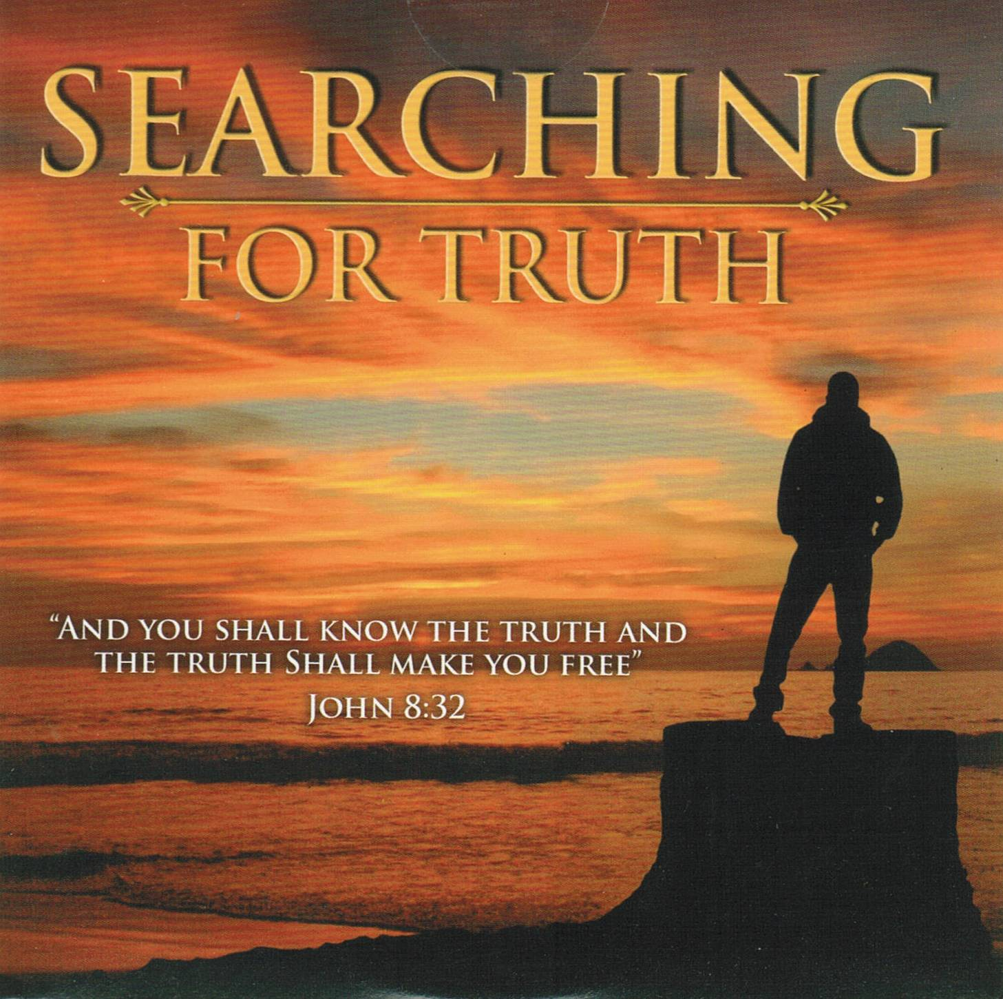 Searching For Truth DVD
