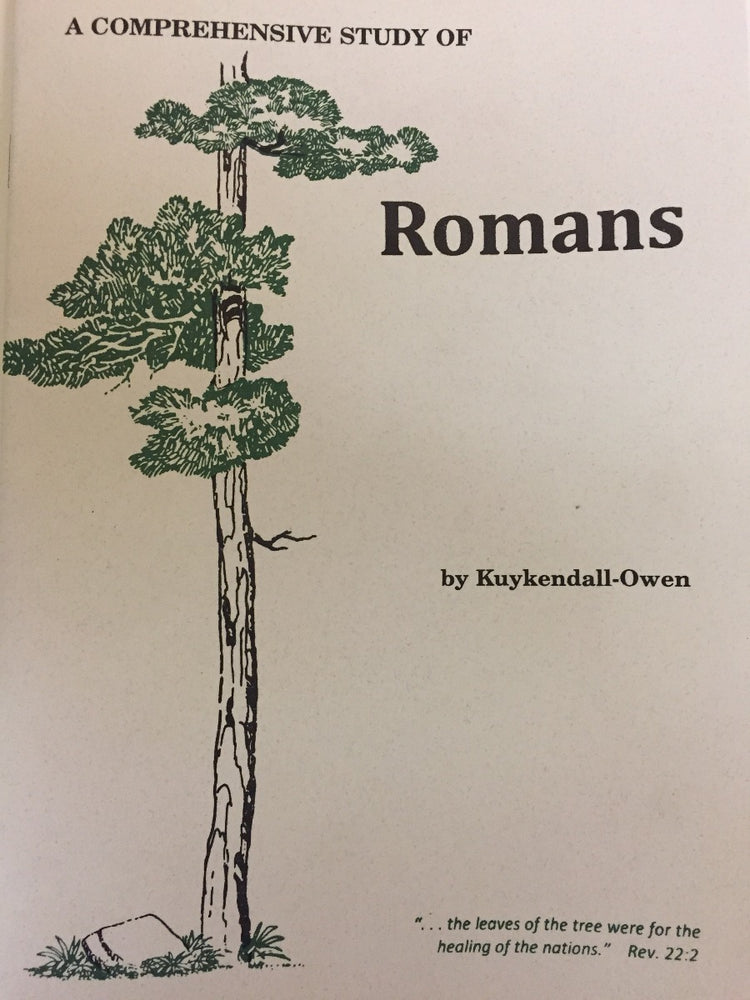 A Comprehensive Study of Romans