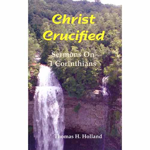 Christ Crucified - 1 Corinthian