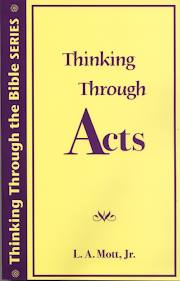 Thinking Through Acts